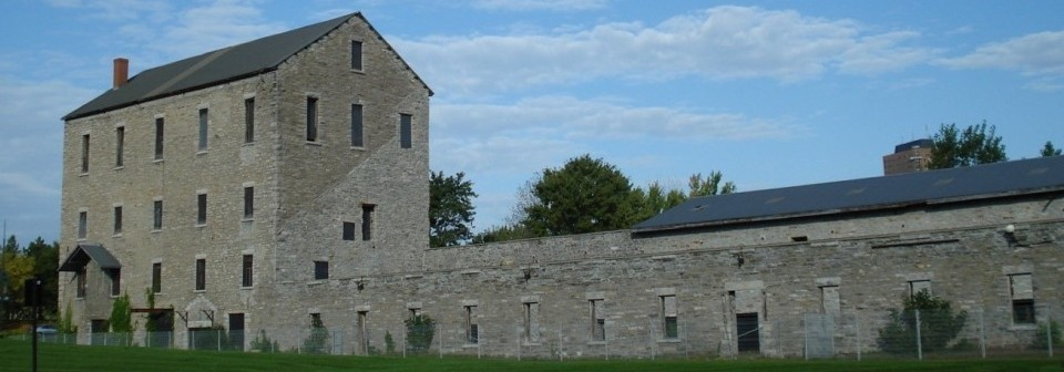 Willson Carbide Mill, Victoria Island, ON Image